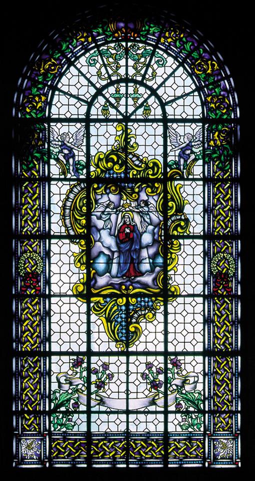 <p>kościół Nawiedzenia N.M.P. (sanktuarium) – Krasnobród</p>